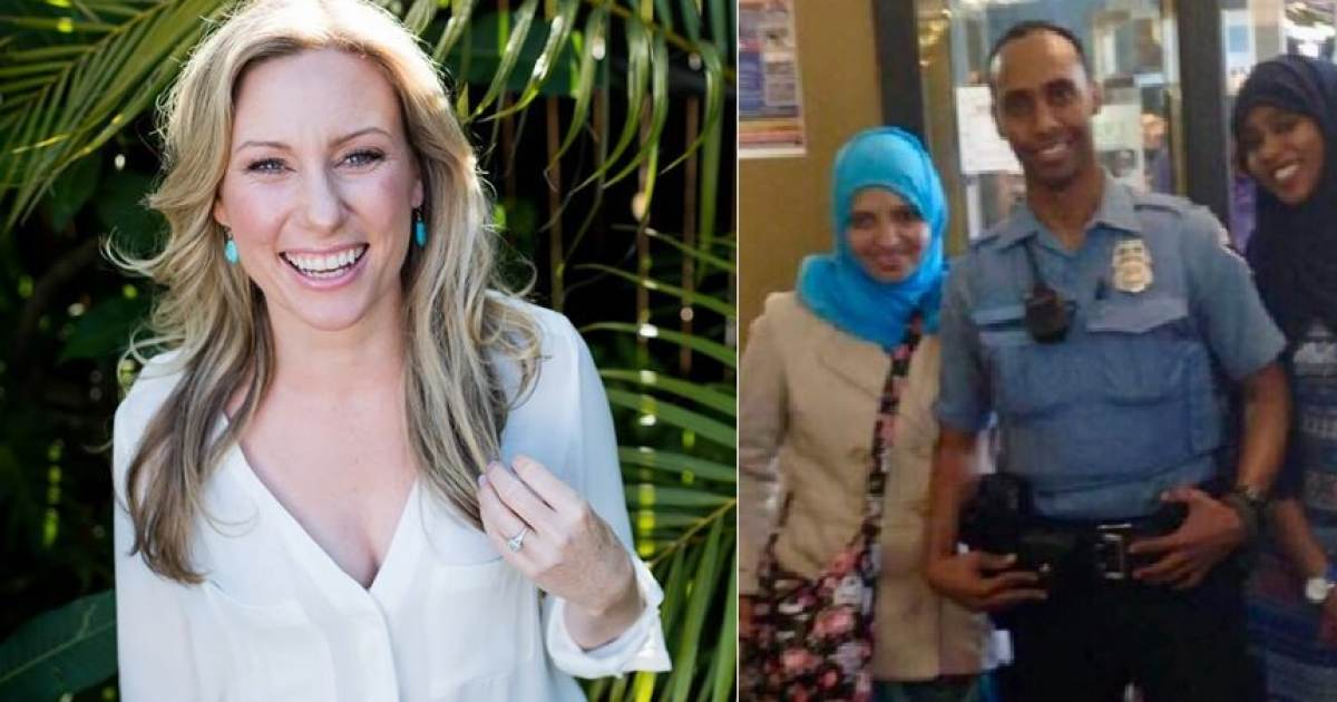photo image Muslim Cop Mohamed Noor Files Motion to Toss Out Murder Conviction in Killing of Justine Damond