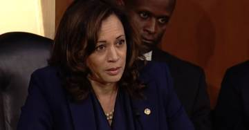 Father of Kamala Harris Says Her Ancestors Owned Slaves