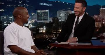 "AMAZING INTERVIEW! Kanye West Blasts Liberal Mob on Jimmy Kimmel: ""Liberals Can't Bully Me"" (VIDEO)"