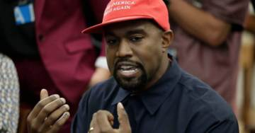 EPIC! Kayne West Exposes  Mind-Control Tactics of the Democrat Party's Corrupt Media and Entertainment Mob