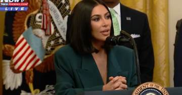 """""""I Really Want to Thank the President"""" – Kim Kardashian Thanks President Trump at the White House for His Passion for Criminal Justice Reform (Video)"""
