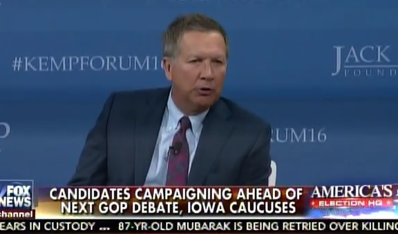John Kasich Keeps Pushing for Contested Convention (VIDEO)