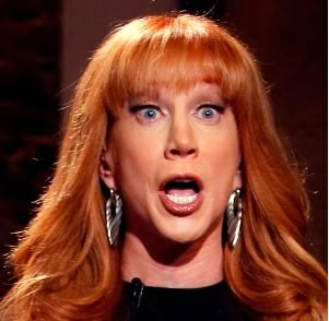 "Kathy Griffin's Neighbor Goes Off on Her in Profanity-Laced Tirade: ""F*cking C*nt!"" (AUDIO)"