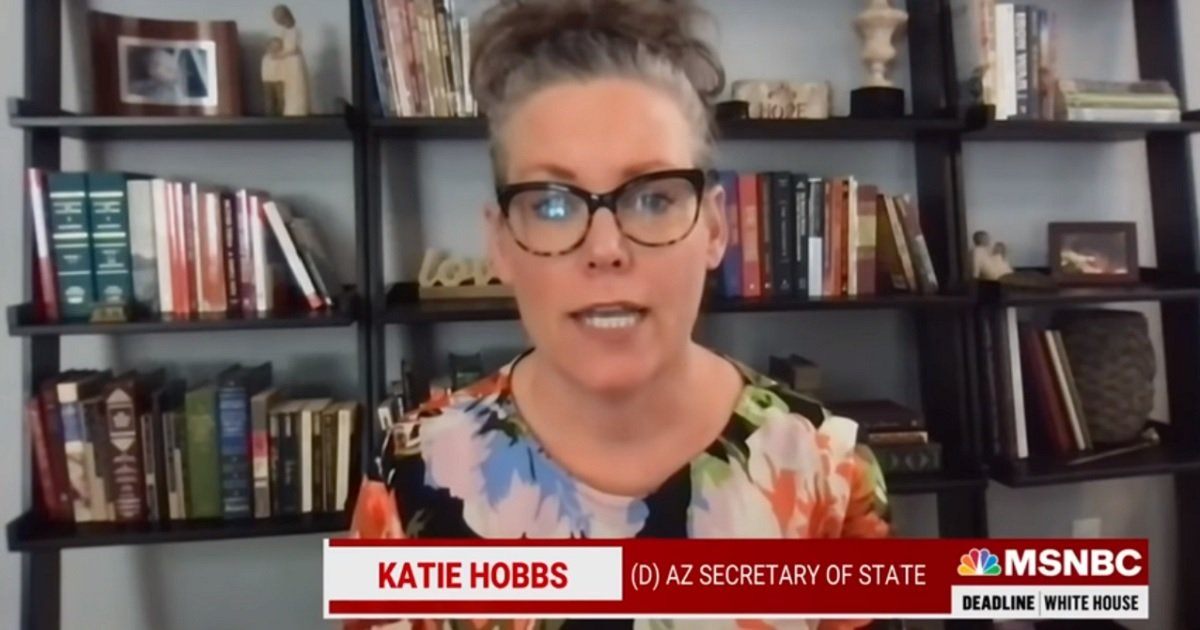 Breaking: After Continual Trashing of Senate Audit - Republican Led Committee STRIPS Democrat Katie Hobbs from Hearing any Audit-Related Lawsuits until 2023