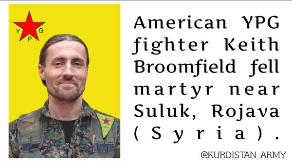 keith broomfield kurds