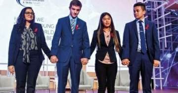 Parkland High School Activists Take Their Anti-Gun Rights Message to UAE Where Flogging and Stoning Still Legal