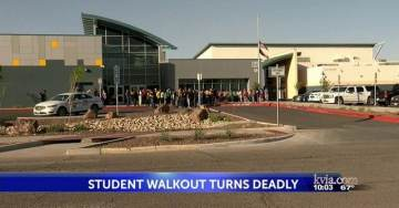 11-Year-Old 6th Grade Boy Hit, Killed by Vehicle During Anti-Gun National School Walkout in El Paso