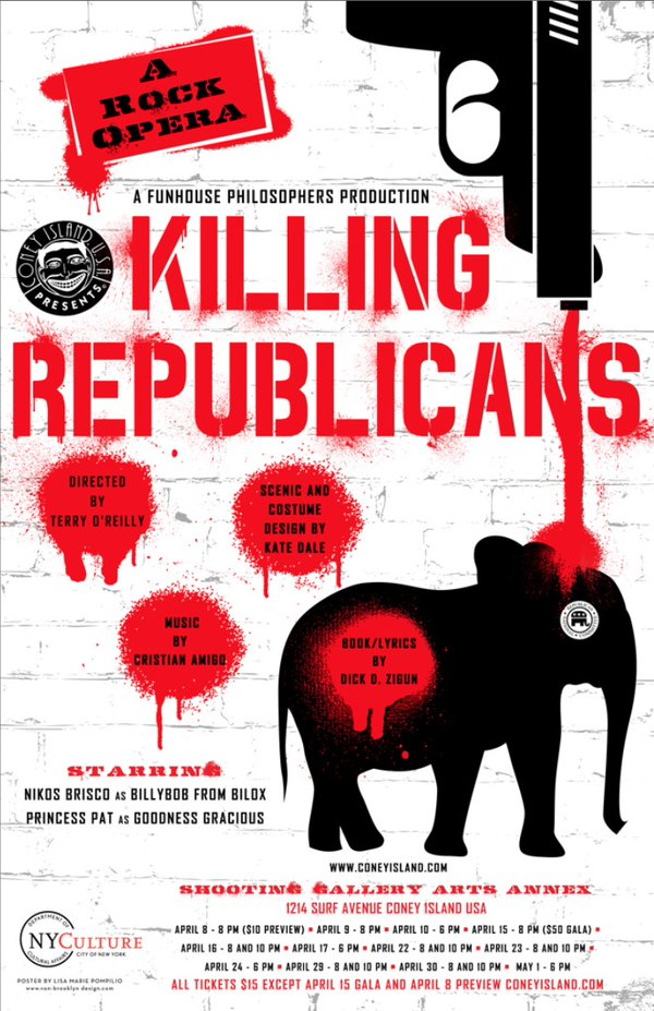 killing republicans musical