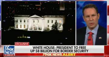 Report: PRESIDENT TRUMP Frees Up $8 Billion to Build Border Wall (VIDEO)