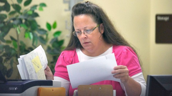 kim davis gay marriage