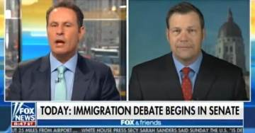 Immigration Expert Kris Kobach: If President Gets His Four Requirements He should Feel Comfortable Signing Bill (VIDEO)