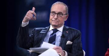 REPORT: Larry Kudlow Joining Trump White House As National Economic Council Director