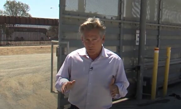 photo image WOW! CNN Defends Decision to Exclude Local Station's Report on Benefits of a Border Wall from Their Channel!