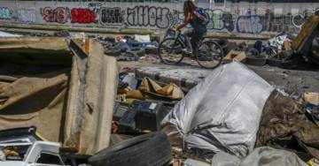 With Rat Infestation and  Garbage Piled In Streets, LA Rejoins Race To The Bottom