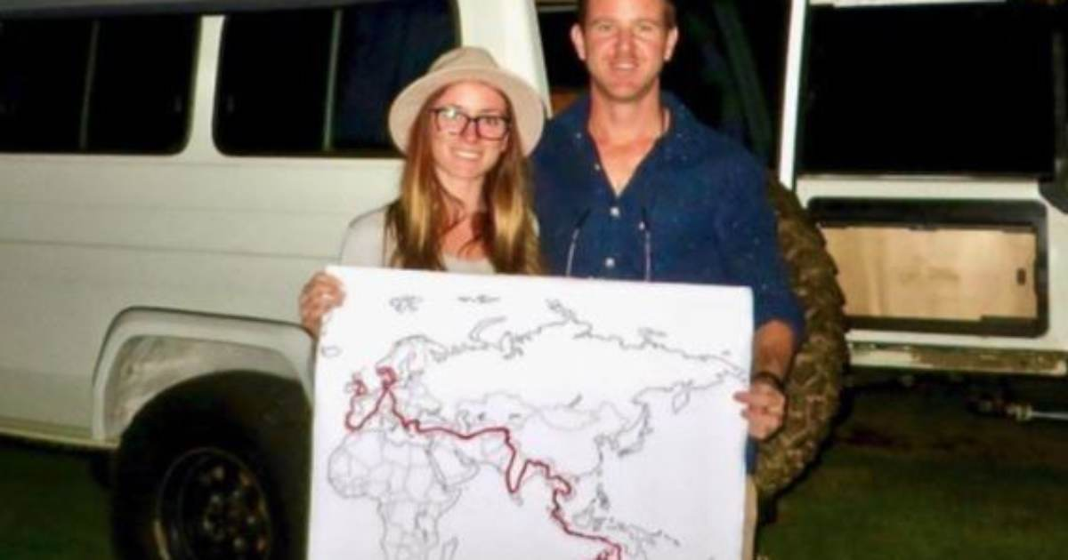 "Reality Bites: Far Left Instagram Couple Travels to Countries that ""Get a Bad Rap from the Media"" … Enter Iran and Get Tossed into Evin Prison for 10 Weeks"