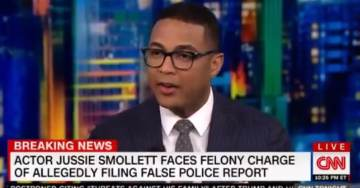 WTH? Don Lemon Distraught – Doesn't Think It's Jussie Smollett's Fault that He's Already Lost in the 'Court of Public Opinion' (VIDEO)