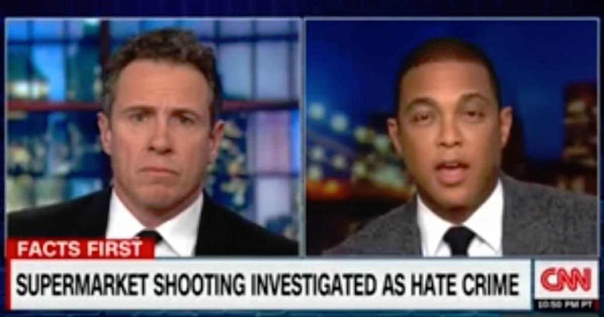 "Don Lemon: ""The Biggest Terror Threat in This Country Is ..."