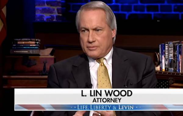 Lin Wood Punches Back Against Corrupt Georgia Officials