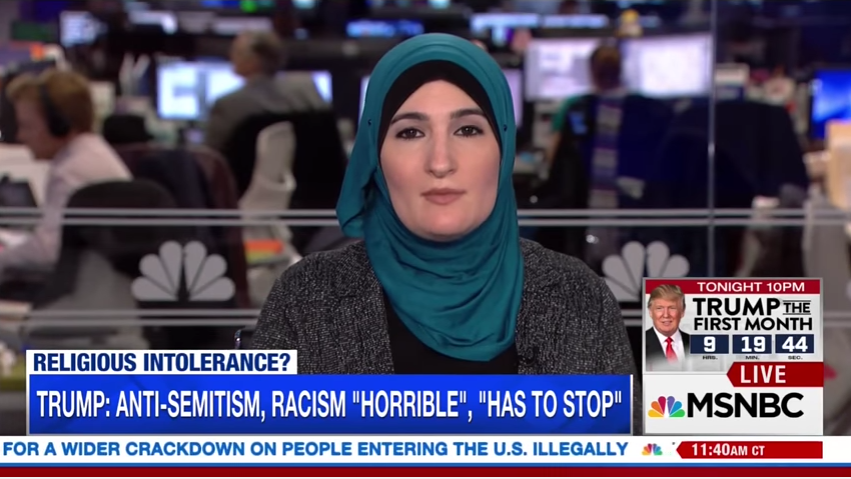 Linda Sarsour Calls Trump Admin Officials Anti-Semites After She Sends Out Anti-Semitic Tweets