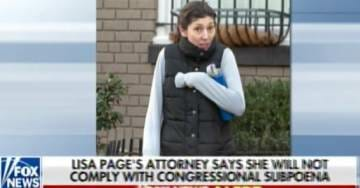 ARREST HER NOW! Lisa Page Lied — Her Team DID REVIEW Requested Documents at FBI on Tuesday
