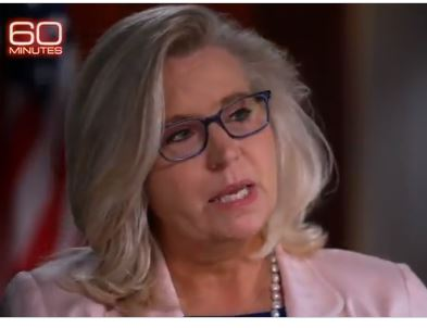 """""""Silence Enables the Liar"""" – Liz Cheney Attacks Trump and His Supporters on '60 Minutes' Who Speak Out Against 2020 Election Fraud (VIDEO)"""