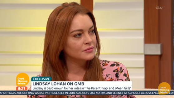 Lindsay Lohan Cries 'Racial Profiling' When Asked To Remove Headscarf at Heathrow Airport (Video)