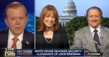 """Joe diGenova on John Brennan's Lost Security Clearance: """"A Glorious Day for America. An Evil Man Has Lost Something He's Not Entitled To"""" (VIDEO)"""