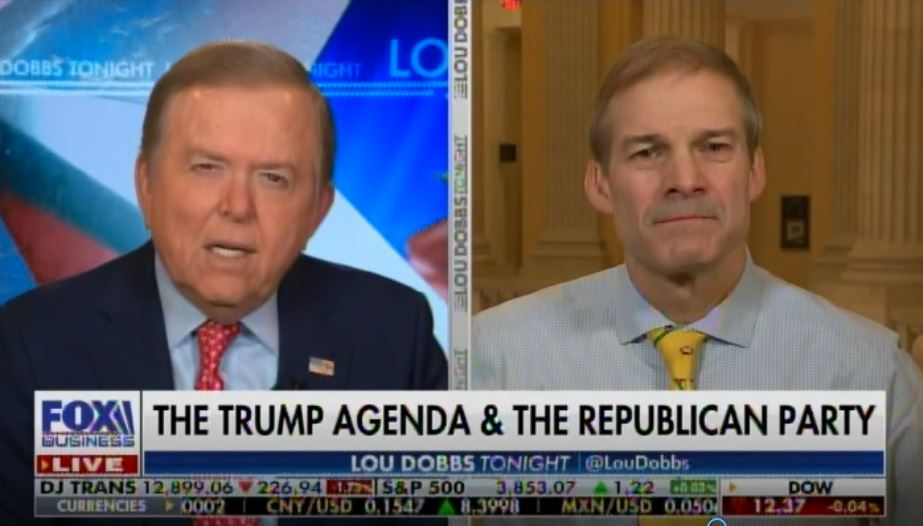 """Lou Dobbs Warns GOP: """"Those 74 Million Americans if They Continue to Be Insulted"""