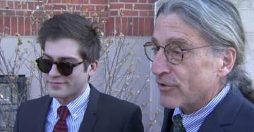 "TGP's LUCIAN WINTRICH and Attorney Speak to Reporters After Charges Dropped: ""This Is NOT Nazi Germany!"""