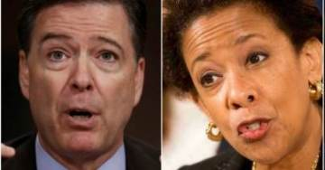 """Former AG Lynch Denied Under Oath Telling Comey to Refer to Clinton Email Probe as a """"Matter"""" — Somebody's Lying!"""