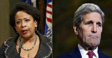 BOOM! Rep. Devin Nunes: WE KNOW AG Lynch and Secretary of State Kerry Were Aware of Crap Dossier Used to Spy on Trump (Video)