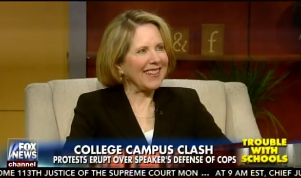 Pro-Law Enforcement Author Heather MacDonald Drops F-Bomb Live on FOX and Friends (VIDEO)