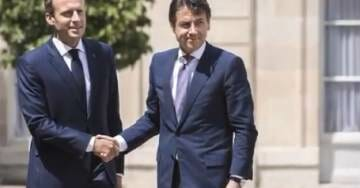 Hallelujah! Macron and Italian PM Conte Back EU Asylum Centers IN AFRICAN NATIONS!