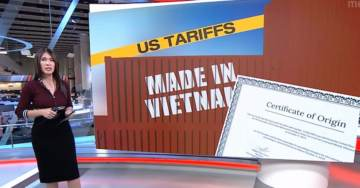 """China Gets Caught Slapping Fake """"Made in Vietnam"""" Tags on Products to Avoid US Tariffs (VIDEO)"""
