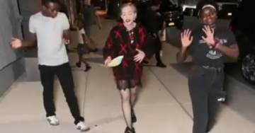 Madonna Changes Lyrics to her 'Holiday' Song, Bizarrely Sings of 'Assassination' in Front of Her Children