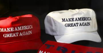 Reporter Says She Yelled At Man Wearing 'Make America Great Again' Hat