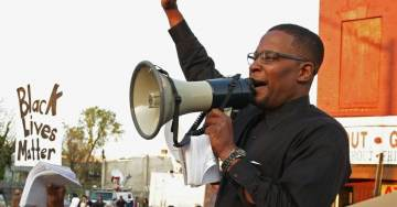 PERFECT: Noted Racist Malik Shabazz Lobbies Democrats on Capitol Hill to Vote Against GOP Resolution and Support Farrakhan