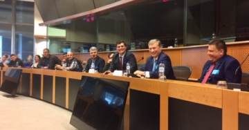 Ted Malloch Addresses EU Leaders on: The European Union After Brexit