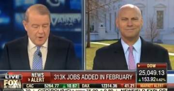 Boom! Trump Assistant Blasts Pelosi After Record Jobs Report: Her Perspective of Economic Armageddon Remains Out of Touch (VIDEO)