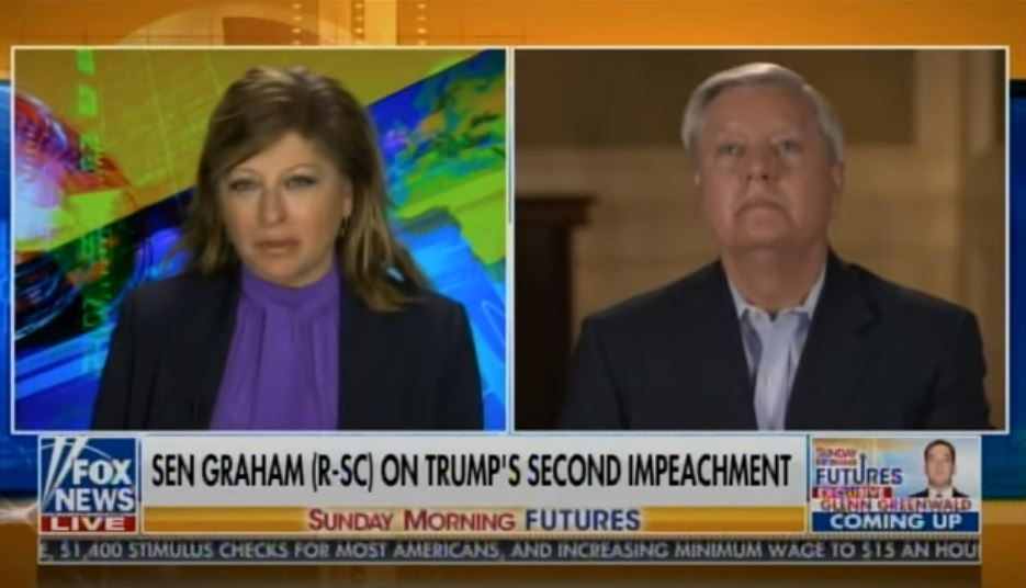 Maria Bartiromo Confronts Lindsey Graham on His Broken Promises to Get to the Bottom of the Obamagate Scandal — What a Disgrace (VIDEO)
