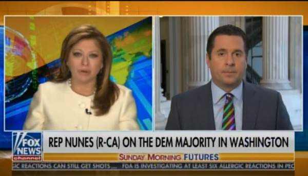 """This Is Very Reminiscent of the Old Soviet Union"" – Rep. Devin Nunes Compares Joe Biden's Basement Campaign Victory to Soviet Agitprop (VIDEO)"
