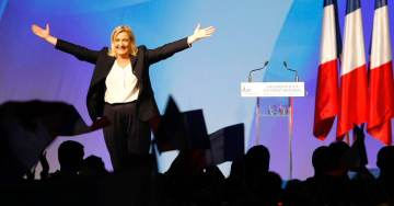 French Presidential Race: Marine LePen Far Ahead of Rivals in Secret Polling