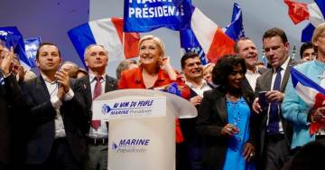 Marine LePen: France Has a 'Rendez-vous With History', Globalists 'Looking at Us in Fear' (VIDEO)