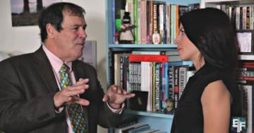 Mueller Witness Credico Joins Maduro-Backed Russian Propagandist for Puff Piece Interview