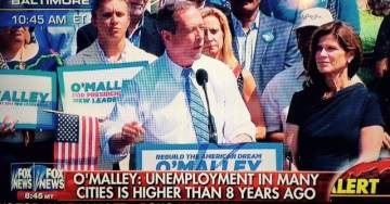 Martin O'Malley's Presidential Announcement Hijacked by #BlackLivesMatter Protesters