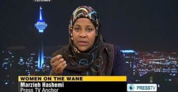 Khomeiniist Regime's PressTV Anchor Is Arrested in St. Louis, Hijab Removed — Her Children Are Subpoenaed to Testify