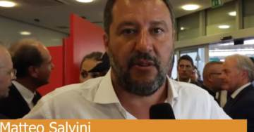 "Italy's Radical Leftists Vote to Allow Prosecution of Former Deputy Prime Minister Matteo Salvini for Refusing Migrant ""Invaders"" from Far Left NGO Ship"
