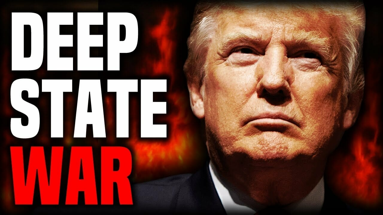 President Trump to Fire Several Deep State IGs at Once