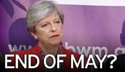 Ted Malloch: The UK Is in Total DIS-MAY