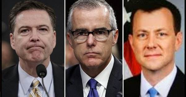 BREAKING=> FBI Agent at Mike Flynn Interrogation Is Ready to Testify Against McCabe, Strzok and Comey!